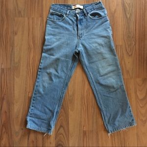 Route 66 vintage high rise relaxed jeans